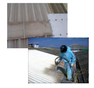 屋根雨漏り修繕